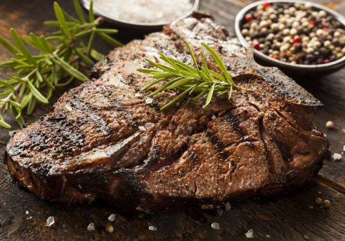T-bone and Porterhouse Steak