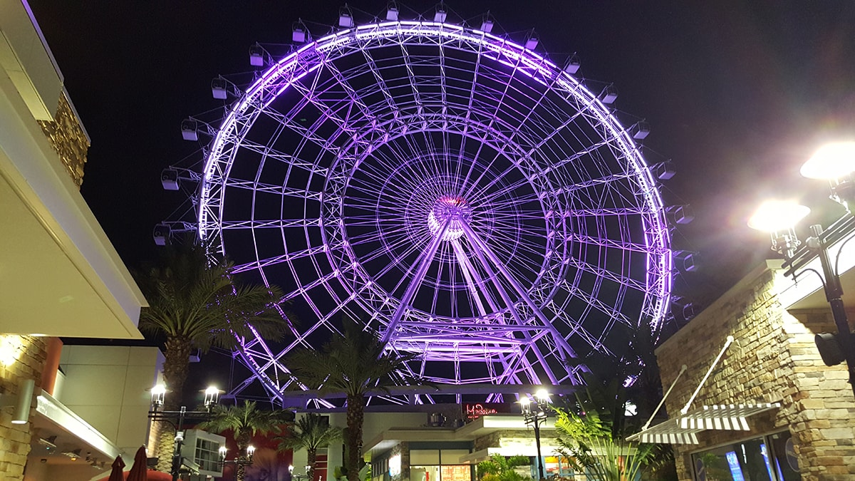The Orlando Eye in Orlando, Florida