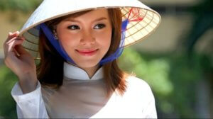 Every China woman has classical Asian appearance