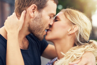 What men & sexy Ukrainian women think about a Kiss?