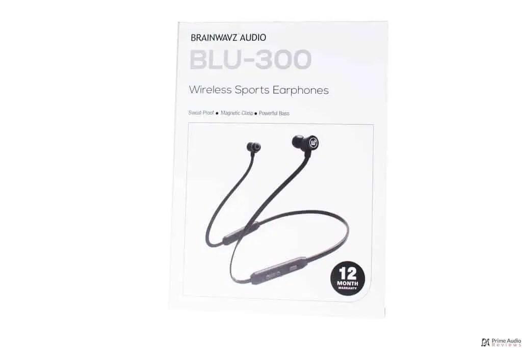 Brainwavz BLU-300 Wireless Sports Earphones Review
