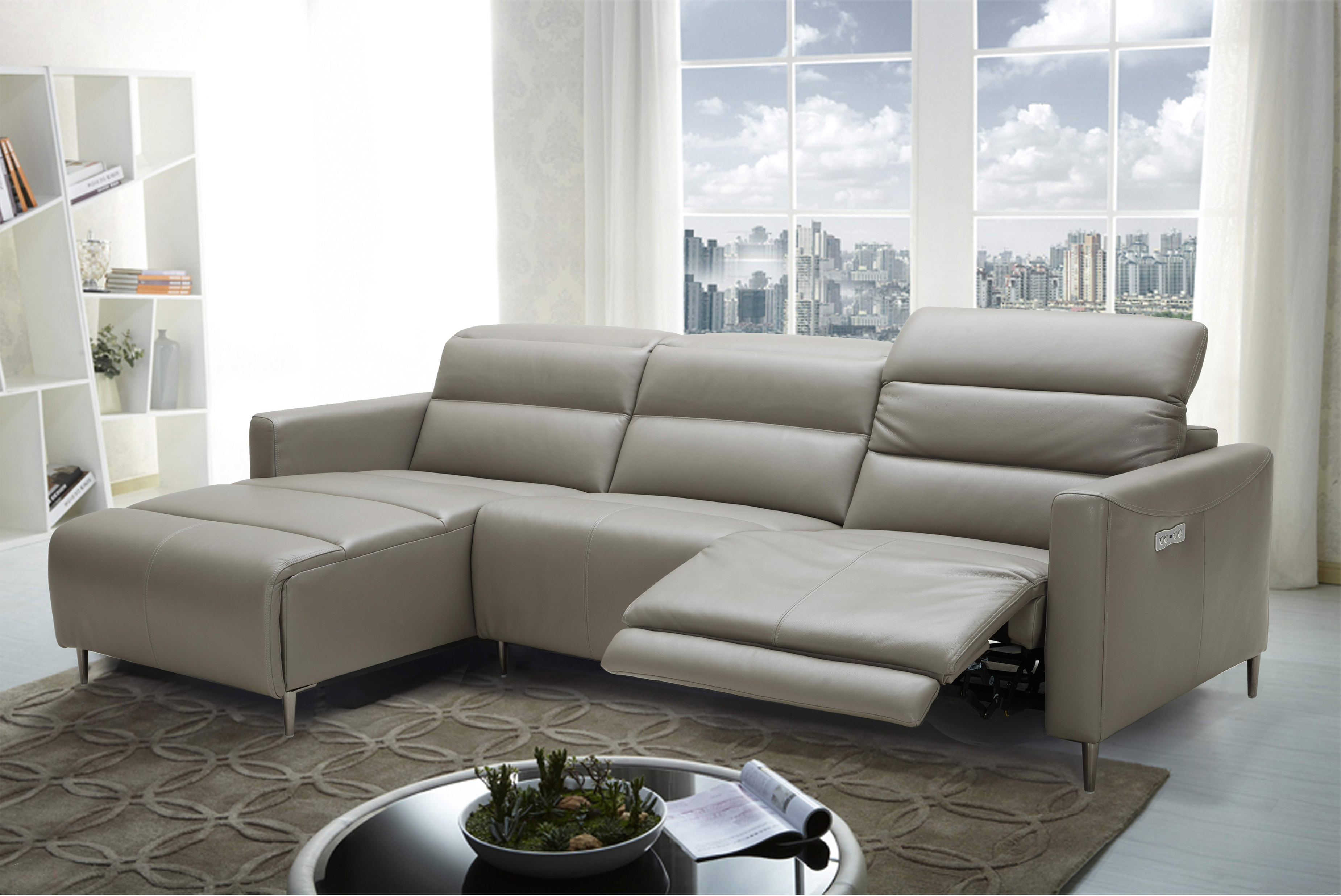 Exclusive Italian Leather Living Room Furniture Baltimore
