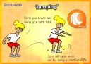 jumping how to teach elementary pe sport skills