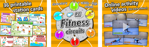 small resolution of Fitness circuit station cards – Prime Coaching Sport