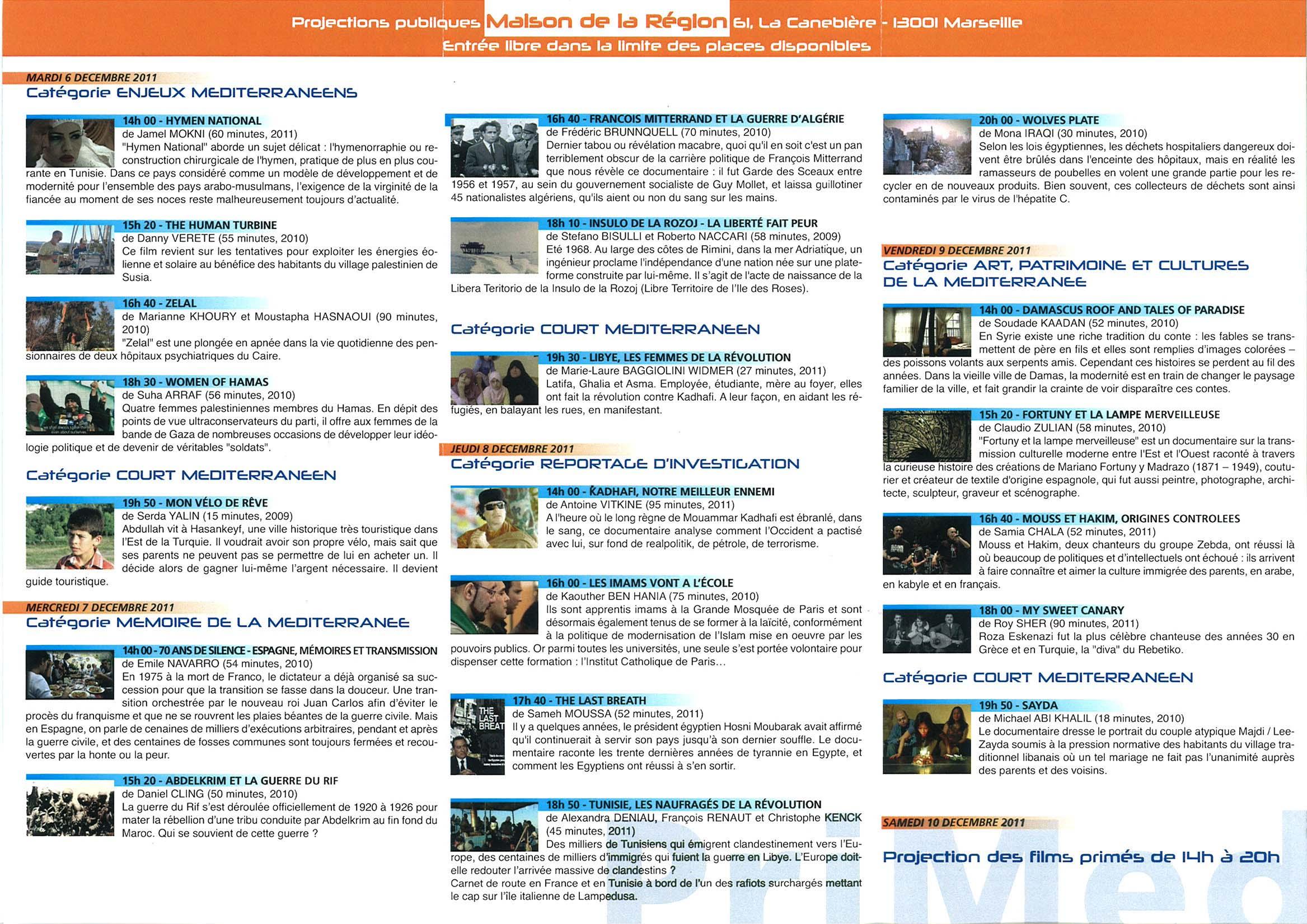 Meilleur Site Pour Photographe screenings & events program is online - primed