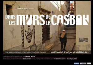 image web doc Dans les murs de la casbah - primed 2013