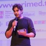 PriMed-2017-Remise-des-prix-Alejandro-Salgado