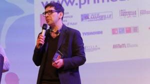 PriMed-2017-Remise-des-prix fabio-mancini-Rai3