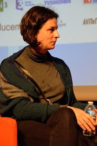 PriMed-2017-matser-class-Laura AURIOLE-réalisatrice