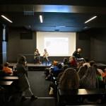 Masterclass students / directors- Musée d'histoire