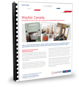 Wayfair marketing campaign whitepaper