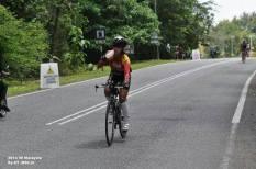 Vanj on bike