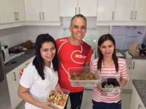Mt Labo E and D Corp Cooking10