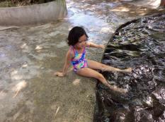 Iligan Waterfalls rock2