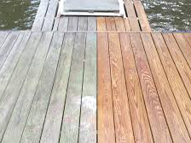 Deck repairs/staining/oiling: Lower North Shore, Northern Beaches.