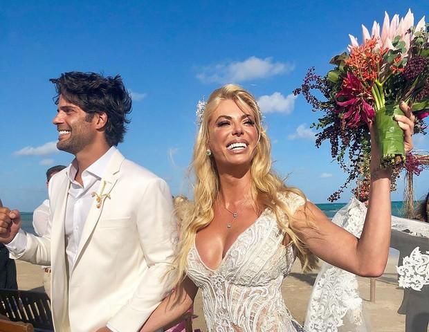 Marido de Caroline Bittencourt será indiciado por homicídio culposo pela polícia