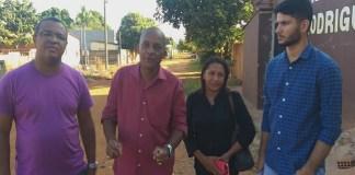Batista da Coder cobra retomada das obras pavimentação asfáltica no Parque São Jorge