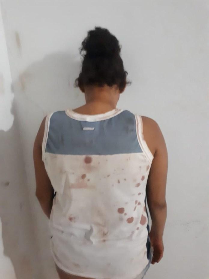 Grávida é agredida pelo marido, reage e o esfaqueia 3 vezes em MT