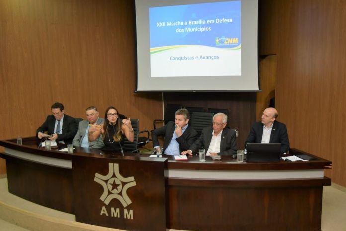 Janaina Riva destaca atuação da ALMT em defesa dos municípios
