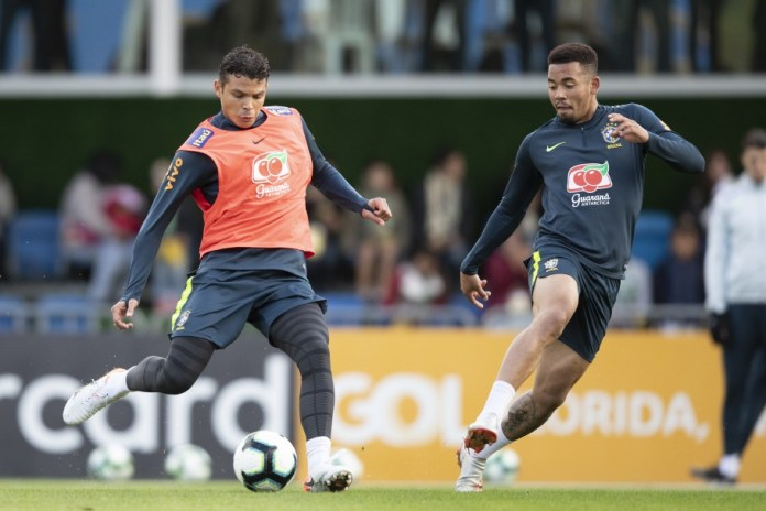 Seleção Brasileira encerra preparação na Granja Comary