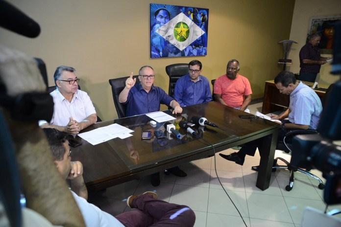 Prefeito anuncia concursos públicos e processo seletivo para Rondonópolis