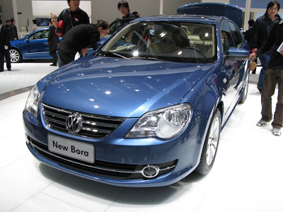 SALÃO DE PEQUIM- NOVO VW BORA