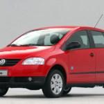 VOLKSWAGEN ANUNCIA RECALL DO VW FOX