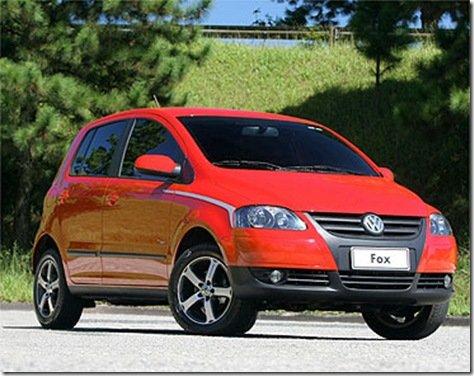 VW FOX PODE GANHAR MOTOR 1.4 TURBO