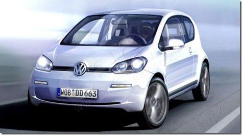 NOVOS DADOS SOBRE O VW UP!