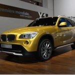SALÃO DE PARIS-BMW X1 CONCEPT