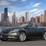 DETROIT 2009-CHRYSLER 200C CONCEPT