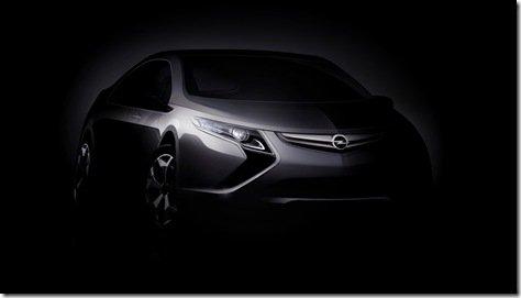 Genebra 2009-Opel Ampera