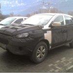 Flagra do novo Hyundai Tucson mostra também o interior