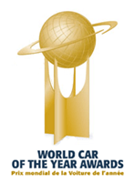 Divulgada a lista com os finalistas do World Car of the Year 2009