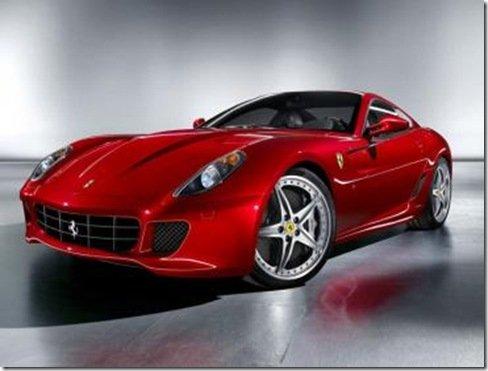 Ferrari anuncia 599XX