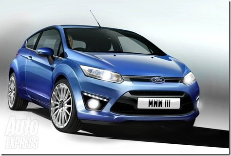 Ford poderá lançar Focus Coupé em 2010