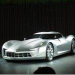 Salão de Chicago-Corvette Stingray Concept