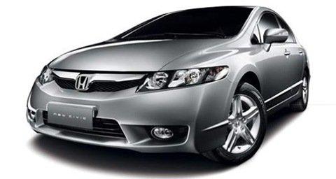 Honda apresenta Civic 2009 na Argentina