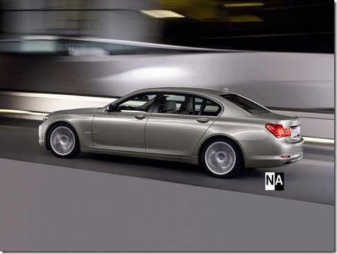 BMW 730Ld para genebra