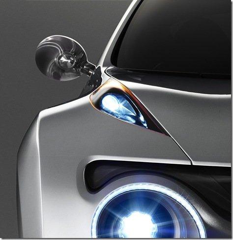 Genebra 2009-Nissan revela primeira imagem do Qazana Concept