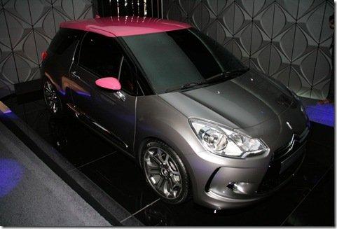 Direto de Genebra – Citroën DS Inside