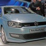 Direto de Genebra-Volkswagen Polo BlueMotion Concept
