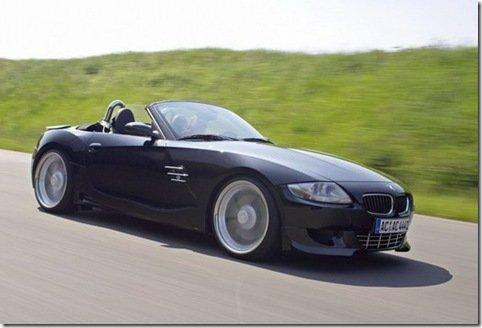 Nova geração do BMW Z4 não terá versão esportiva M