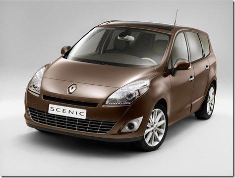 Salão de Genebra-Renault Scénic III