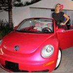 A divisão norte-americana da Volkswagen revela Beetle da Barbie