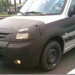 Citroën prepara nova versão da Berlingo