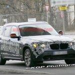 Segredo: Flagra do BMW X1 2010