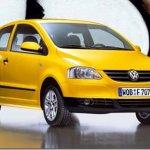 Volkswagen Fox é o compacto mais vendido da alemanha