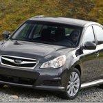 Subaru libera fotos da nova geração do Legacy