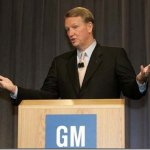 Segundo a imprensa americana, presidente a GM irá deixar o cargo